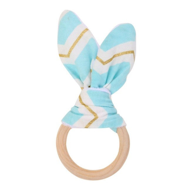 Rabbit Ear Grasp Toy