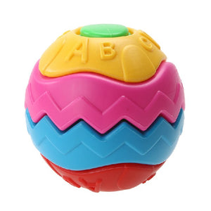 Crawling Puzzle Ball