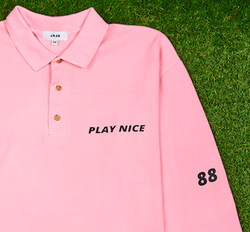 Play Nice Polo Shirt