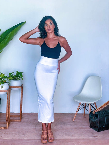 WADADA Pencil Skirt