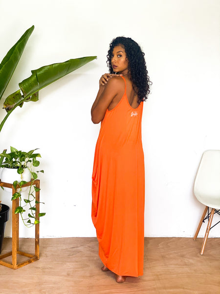 WADADA Basics Maxi Dress