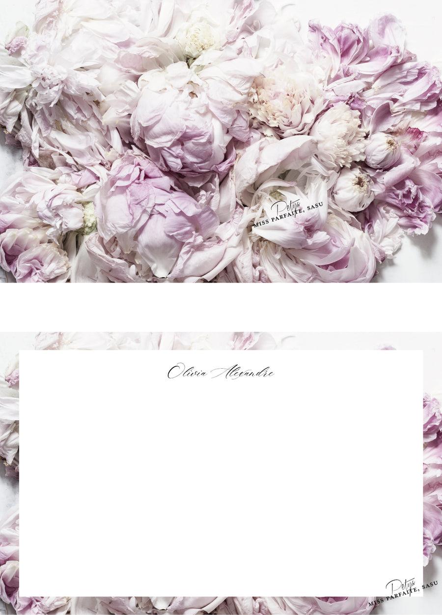 Petya - Miss Parfaite | Luxury Stationery
