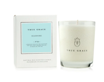 True Grace - CLASSIC CANDLE SEASHORE - Miss Parfaite | Luxury Stationery