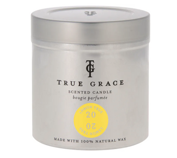 True Grace - LEMON TREE TIN CANDLE - Miss Parfaite | Luxury Stationery