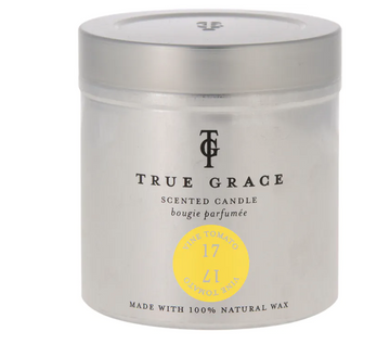 True Grace - VINE TOMATO TIN CANDLE/BOUGIE - Miss Parfaite | Luxury Stationery
