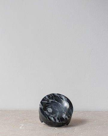 Black Marble Catchall - Miss Parfaite | Luxury Stationery