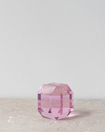 Diamond Paper Weight - Rose - Miss Parfaite | Luxury Stationery