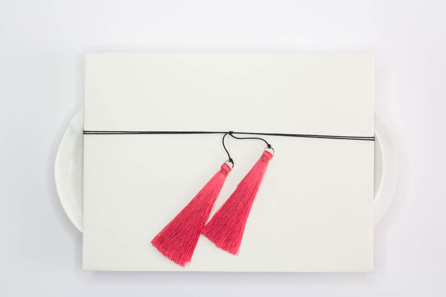 Large Tassel Accessories for Your Stationery - Miss Parfaite | Luxury Stationery