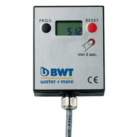 BWT Aquameter mit LCD Display
