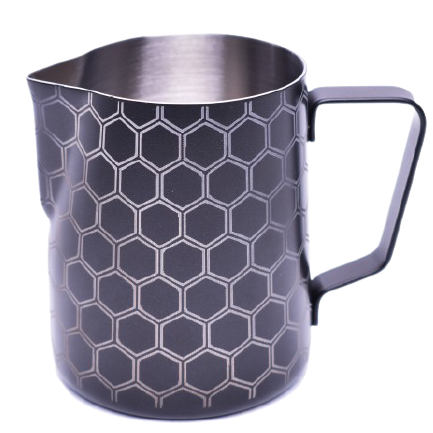 Milchkanne 350ml Honeycomb