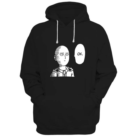 Copy of One punch man hoodie