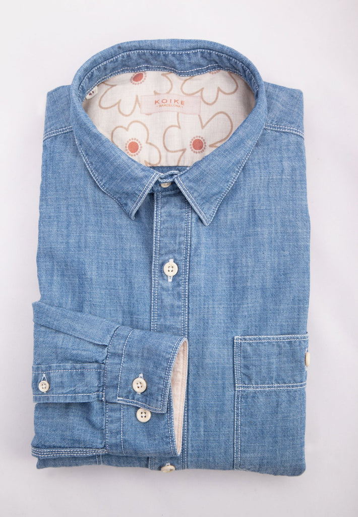 Bleach Chambray