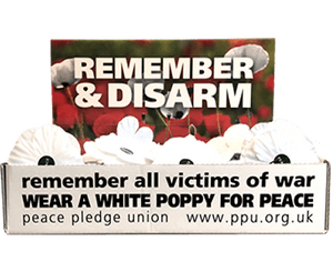 White Poppies & Remembrance