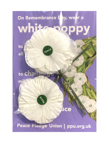 White Poppies 10 pack