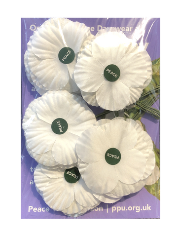 White Poppies 25 pack
