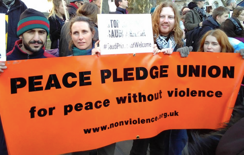 Membership - Join the Peace Pledge Union