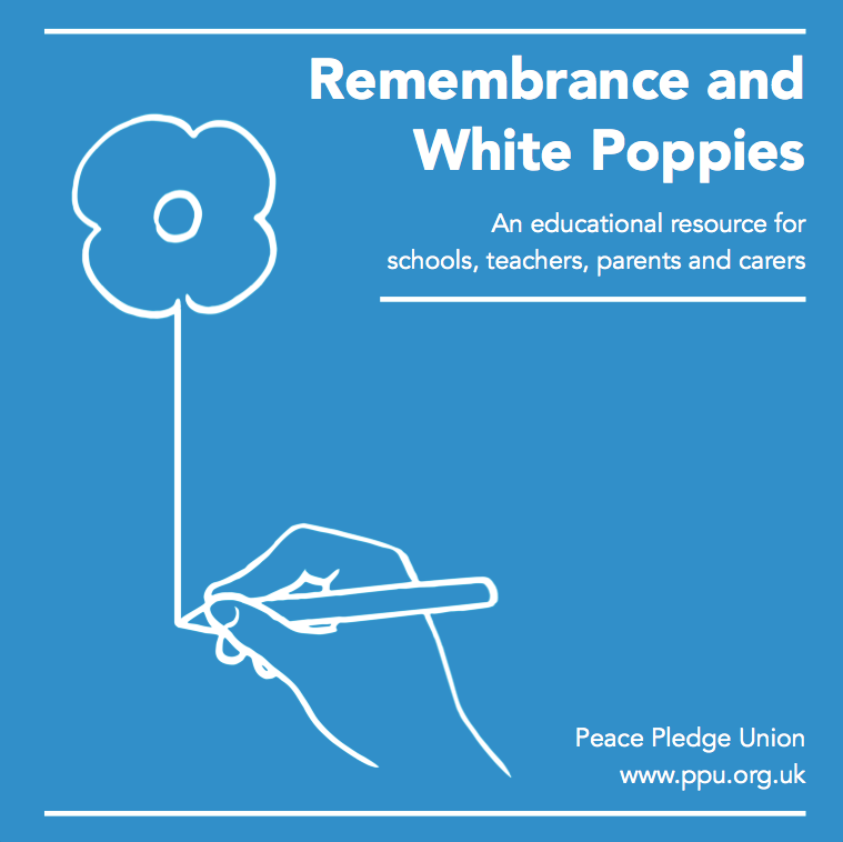 *Free* Taster Education Pack - Remembrance & White Poppies
