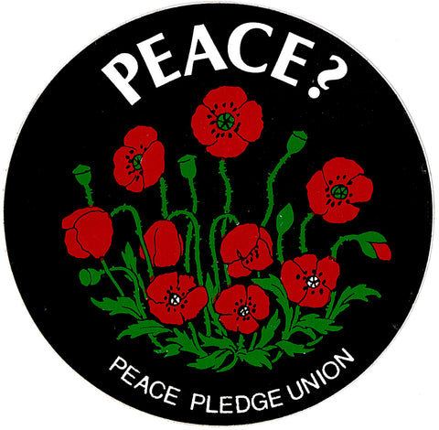 Peace? (Stickers x4)