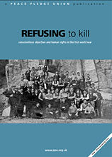 Book: Refusing to Kill