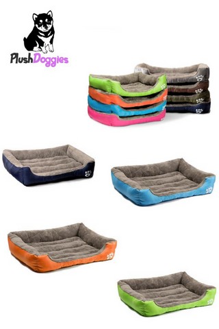 Image of Cosy Dog Bed, - PlushDoggies
