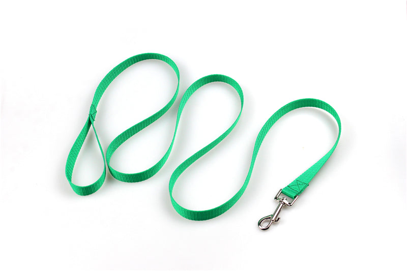 Nylon Dog Leash, - PlushDoggies