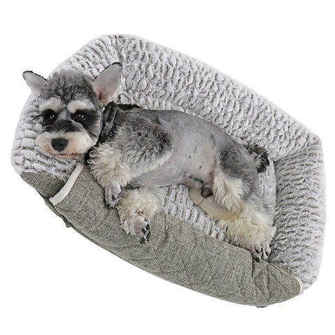 Luxury Pet Dog Bed House Pad Multiple Functional,Pets - PlushDoggies