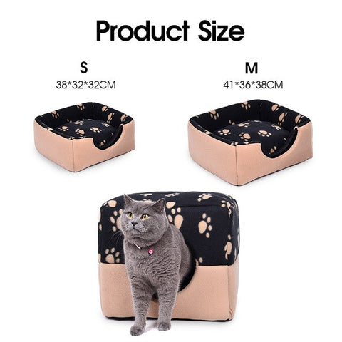 Fashion Dog Bed Pet Kennel For Luxury Dogs