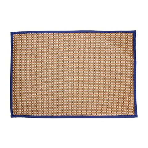 Image of Embroidery Dog Mat Antiskid Cooling Mat, - PlushDoggies