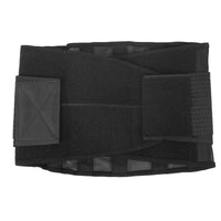 Tummy Trimmer Belt and waist trainer uses a velcro closure