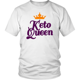 Keto Queen Unisex T-Shirt