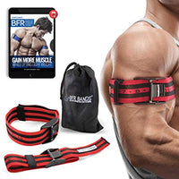 Blood Flow Restriction Bands (Occlusion Training)