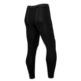 Back of the Men's Keto Sports & Gym Compression Pants