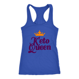 "Royal ""Keto Queen"" Raceback Tank"