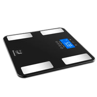 Step-on Digital Smart Bathroom Scale for measuring body fat