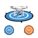 Easy Fold Drone Landing Pad