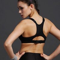 Racerback Thick Strap Fitness and Sports Bra