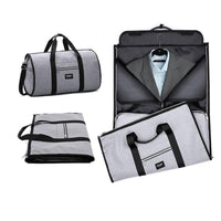 2 in 1 Suit Travel Essentials Bag