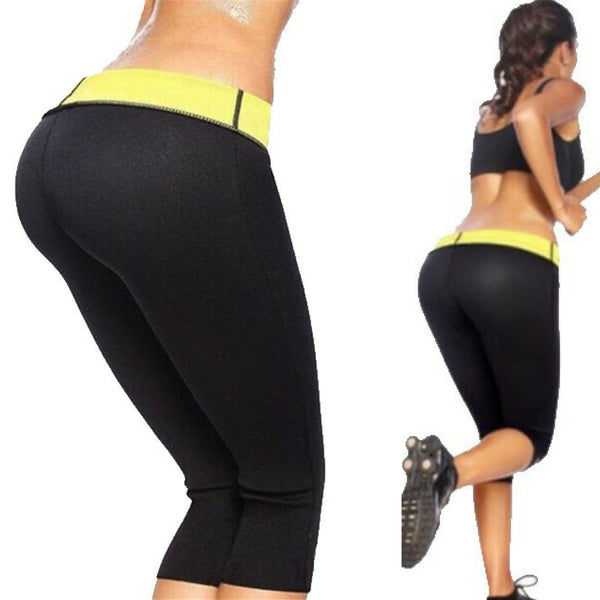 Women's Compression Yoga Pants that helps lose weight