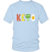 Ice Blue Keto T-shirt