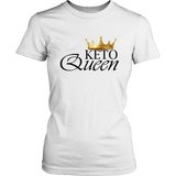 King and Queen Keto Couple Shirts