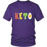 Purple Keto T-shirt