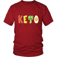 Red Keto T-shirt