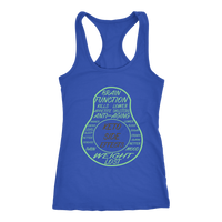 Royal Keto Avocado Racerback Tank