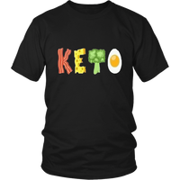 Black Keto T-shirt
