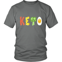 Grey Keto T-shirt