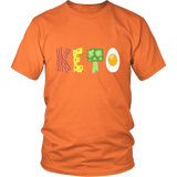 Orange Keto T-shirt