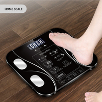 Digital LED Bathroom Smart Scale