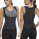 Black Body Slimming Shapewear and Push up Vest