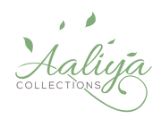 Aaliya Collections logo gift card