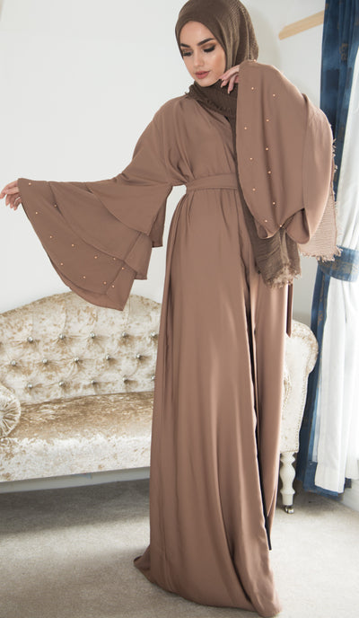 Pearl Bell Abaya - Made To Order
